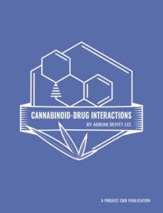 Guide Cannabinoid drug interactions